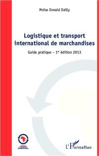 Logistique et transport international de marchandises
