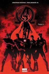 New Avengers. Volume 2, Infinity