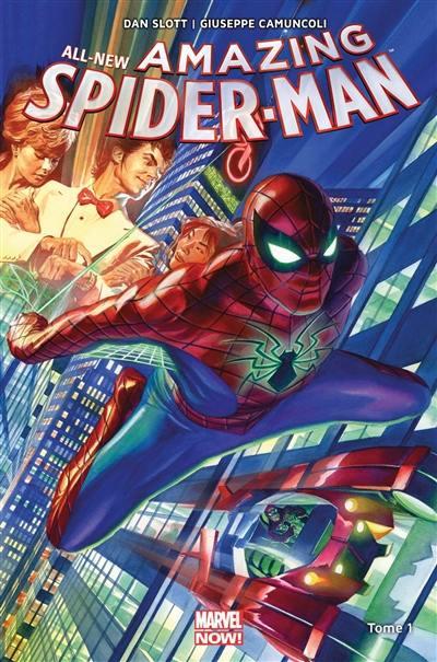 All-new Amazing Spider-Man. Volume 1, Partout dans le monde