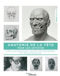 Anatomie de la tête pour les artistes