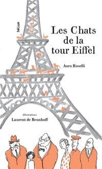Les chats de la tour Eiffel