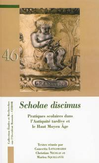 Scholae discimus
