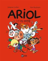 Ariol. Volume 12, Le coq sportif