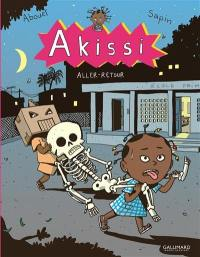 Akissi. Volume 9, Aller-retour