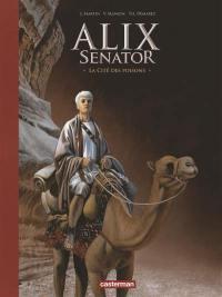 Alix senator. Volume 8, La cité des poisons