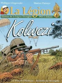 La Légion. Volume 4, Kolwezi