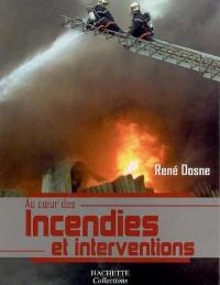 Incendies et interventions