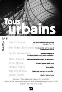 Tous urbains. n° 6 (2014),
