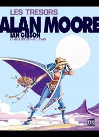 Les trésors d'Alan Moore, La ballade d'Halo Jones