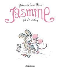 Jasmine fait des câlins