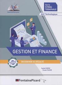 Gestion et finance : série STMG terminale, bac technologique : enseignement de spécialité