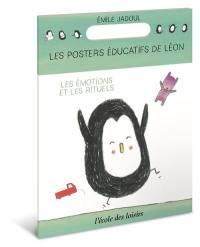 Les posters éducatifs de Léon