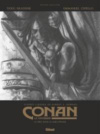 Conan le Cimmérien, Le dieu dans le sarcophage