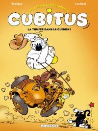 Les nouvelles aventures de Cubitus. Volume 5, La truffe dans le guidon !