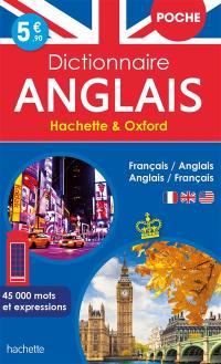 Dictionnaire de poche Hachette & Oxford