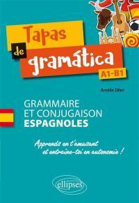 Tapas de gramatica, A1-B1
