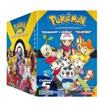 Coffret Pokémon, la grande aventure : Diamant et Perle, Platine : série complète