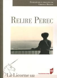 Relire Perec