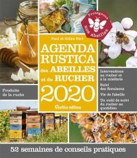 Agenda Rustica des abeilles et du rucher 2020
