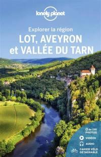 Lot, Aveyron et vallée du Tarn