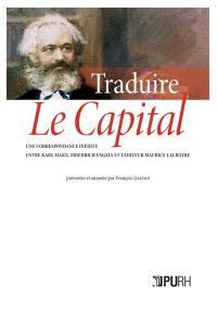 Traduire Le capital