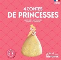 4 contes de princesses