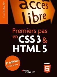 Premiers pas en CSS3 & HTML5