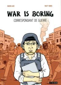 War is boring