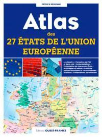 Atlas des 27 Etats de l'Union européenne