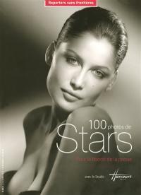 100 photos de stars pour la liberté de la presse avec le studio Harcourt