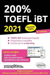 200 % TOEFL iBT (nouveau TOEFL)