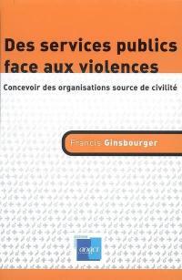 Des services publics face aux violences