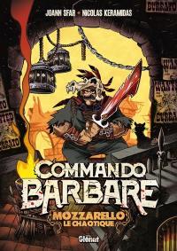Commando barbare : le roman illustré