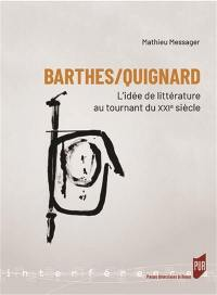 Barthes, Quignard