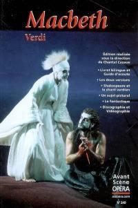 Avant-scène opéra (L'). n° 249, Macbeth