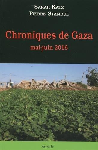 Chroniques de Gaza