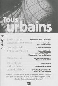 Tous urbains. n° 7 (2014),