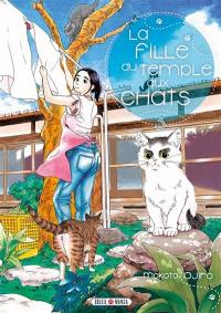 La fille du temple aux chats. Volume 3,