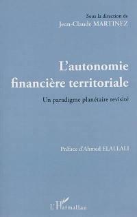 L'autonomie financière territoriale