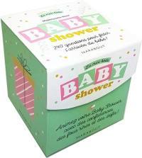 La mini-boîte baby shower