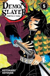 Demon slayer. Volume 5,