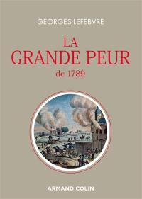La grande peur de 1789; Les foules révolutionnaires