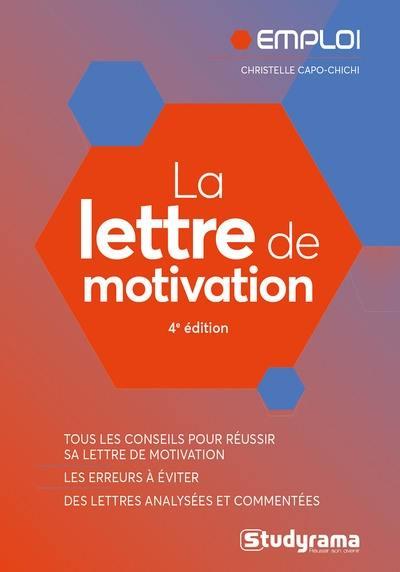 La lettre de motivation