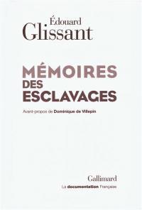 Mémoires des esclavages
