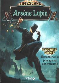 Arsène Lupin : escape game