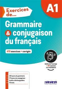 Grammaire et conjugaison, A1