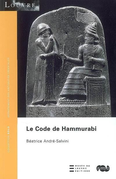 Le code Hammurabi