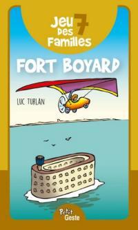 Jeu des 7 familles : Fort Boyard