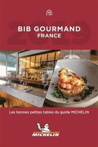 Bib gourmand France 2019