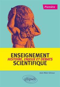 Enseignement scientifique 1re